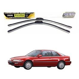 Honda Integra Maximus Premium Silicone Wiper Blades - Model 1989-1993-SehgalMotors.Pk