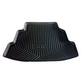 Toyota Corolla Altis 5D Trunk Mat | Trunk Boot Liner | Cargo Mat Floor Tray | Trunk Protection Mat | Trunk Tray Cover Pad-SehgalMotors.Pk