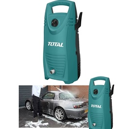 Total High Pressure Car Washer - 1300w | Heavy Duty Extreme High Pressure Washer | Detailing Washer | Domestic and Commercial Use-SehgalMotors.Pk