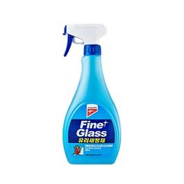 Kangaroo Fine Glass - 500ML | Window Glass Cleaner | Windshield Glass Cleaner | Hydrophobic | Coating Cleaner | Car Glass-SehgalMotors.Pk