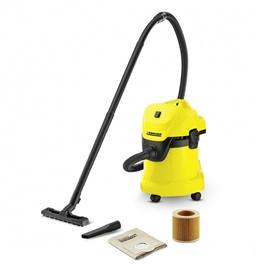 Karcher Multi Purpose Vacuum Cleaner WD 3 - 17 liters-SehgalMotors.Pk