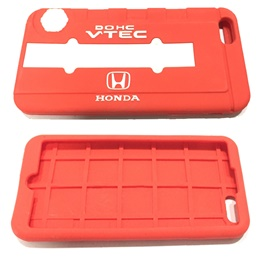 Honda iPhone 6 Plus PVC Cover Red | Mobile Cover | Protection Cover Case-SehgalMotors.Pk