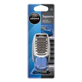 AROMA Supreme AC Dispenser Car Perfume Fragrance - New Car-SehgalMotors.Pk