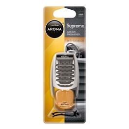 AROMA Supreme AC Dispenser Car Perfume Fragrance - Anti Tobacco-SehgalMotors.Pk