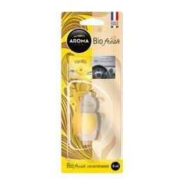 AROMA Bio Fresh Hanging Bottle Car Perfume Fragrance - Vanilla-SehgalMotors.Pk