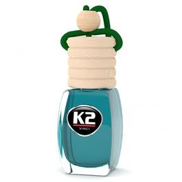 K2 Vento Green Tea Grill Car Perfume Fragrance-SehgalMotors.Pk