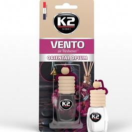 K2 Vento Oriental Opium Grill Car Perfume Fragrance-SehgalMotors.Pk