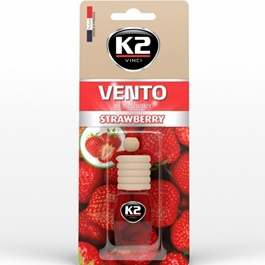 K2 Vento Strawberry Grill Car Perfume Fragrance-SehgalMotors.Pk