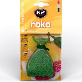 K2 Roko Grapefruit Grill Car Perfume Fragrance - 20 G-SehgalMotors.Pk