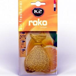 K2 Roko Lemon Grill Car Perfume Fragrance - 20 G-SehgalMotors.Pk
