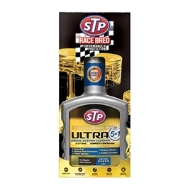 STP Ultra Diesel System Cleaner - 400 ML  | Keep The Engine Working | Cleaning Agent Restore Performance | Increase Power Diesel Oil Fuel Additive-SehgalMotors.Pk