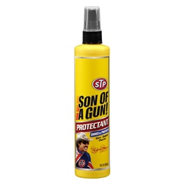 STP Son of Gun Protectant - 10 Oz | Dashboard Cleaner | Car Cleaning Product | Protect Interior | Car Care | For Interior Shining-SehgalMotors.Pk