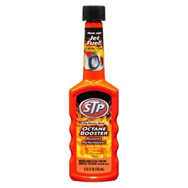 STP Octane Booster - 5.25 Oz | Improve Octane | Resistant oxidation | Stable gas quickly | Clean gas | Contribute burning-SehgalMotors.Pk