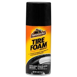 Armor All Tire / Tyres Foam - 4oz | Tyres Foam And Shine | Tyre Cleaner | Tyre Product-SehgalMotors.Pk