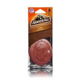 Armor All Air Freshener Car Perfume FragranceCard Leather - 3ct-SehgalMotors.Pk