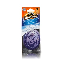 Armor All Air Freshener Car Perfume FragranceCard Cool Mist - 3ct-SehgalMotors.Pk