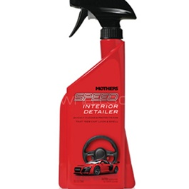 Mothers Speed Interior Cleaner - 24oz-SehgalMotors.Pk
