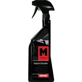 Mothers M-Tech Instant Detailer - 24oz | Enhance Ceramic Or Carbon Based Protective Coatings | Liquid Ceramic Spray Coating Car Polish Spray Sealant-SehgalMotors.Pk