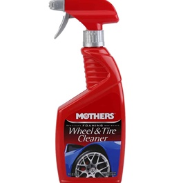 Mothers Foaming Wheel & Tire / Tyres Cleaner - 24oz-SehgalMotors.Pk