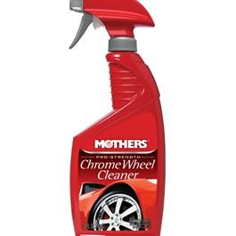 Mothers PRO Strength  Chrome Wheel Cleaner Spray - 24oz-SehgalMotors.Pk