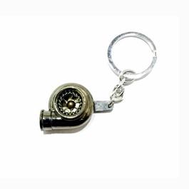 Turbo Style Key Chain / Key Ring | Key Chain Ring For Keys | New Fashion Creative Novelty Gift Keychains-SehgalMotors.Pk