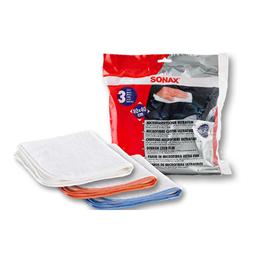 Sonax Microfiber Cloth Ultrafine-SehgalMotors.Pk