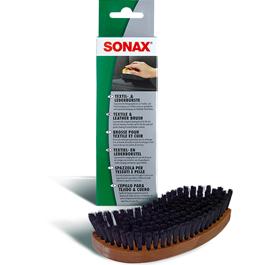 Sonax Textile & Leather Brush-SehgalMotors.Pk