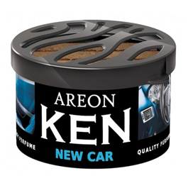 Areon Ken New Car Perfume Fragrance | Car Perfume | Fragrance | Air Freshener | Best Car Perfume | Natural Scent | Soft Smell Perfume-SehgalMotors.Pk