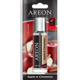 Areon Car Perfume Fragrance Apple & Cinnamon - 35ml-SehgalMotors.Pk