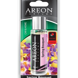 Areon Car Perfume Fragrance Spring Bouquet - 35ml-SehgalMotors.Pk