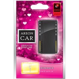 Areon Car AC Grill Car Perfume Fragrance Romance - 8 ML-SehgalMotors.Pk
