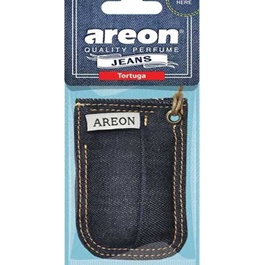 Areon Jeans Bag Tortuga Car Perfume Fragrance Air Freshener -SehgalMotors.Pk
