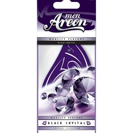 Areon Mon Areon Black Crystal Car Perfume Fragrance Air Freshener -SehgalMotors.Pk
