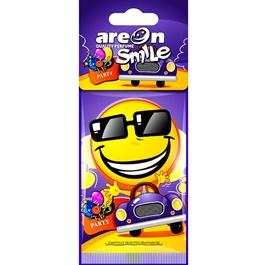 Areon Dry Smile Party Car Perfume Fragrance Air Freshener -SehgalMotors.Pk