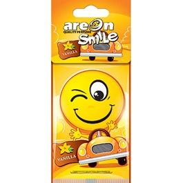 Areon Dry Smile Vanilla Car Perfume Fragrance Air Freshener -SehgalMotors.Pk