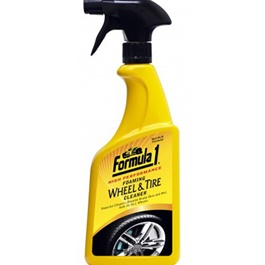 Formula 1 Foaming Wheel & Tire / Tyres Cleaner - 23 oz-SehgalMotors.Pk