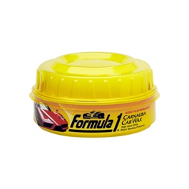 Formula 1 Carnauba Paste Wax 230g | Solid Car Wax Protection Waterproof | Polish For Car Body | Easy Operation For Caring And Maintenance Clean | Car Polishing Body Solid Waterproof Wax | Car Polish | Car Care Product | Car Wax | Coating Paste | Hydrophobic-SehgalMotors.Pk
