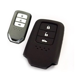 Honda Civic PVC / Silicone Protection Key Cover 3 Button - Model 2016-2020-SehgalMotors.Pk