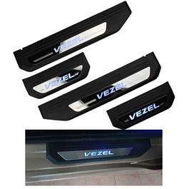 Honda Vezel LED Sill Plates / Skuff LED panels - Model 2016-SehgalMotors.Pk