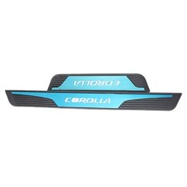 Toyota Corolla LED Sill Plates / Skuff LED panels Special - Model 2014-2017-SehgalMotors.Pk