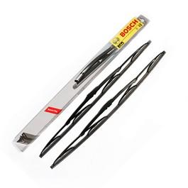 Bosch ECO Range Wiper Blade 26 Inches - Each | Car Wiper Blade | Rubber Car Windshield Wipers | Windscreen Windshield Wipers Auto Accessories-SehgalMotors.Pk