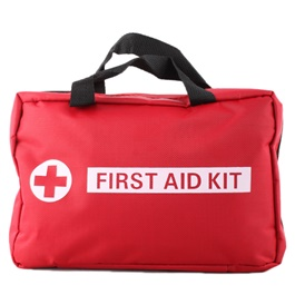 First Aid Medical Kit For Emergency - Bag | Emergency Survival Kit Mini Family First Aid Kit Sport Travel kit Home Medical Bag Outdoor Car First Aid Kit | Portable Travel First Aid Kit Outdoor Camping Emergency Medical Bag Bandage Band Aid Survival Kits Self Defense-SehgalMotors.Pk