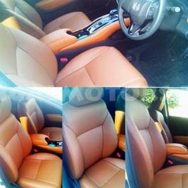 Honda Vezel Japanese Leather Type Rexine Seat Covers