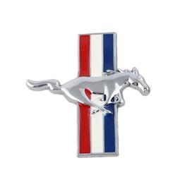 Ford Mustang Metal Monogram - Each   Emblem   Decal   Monogram   Logo-SehgalMotors.Pk