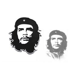 Che Guevara Key Chain / Key Ring | Key Chain Ring For Keys | New Fashion Creative Novelty Gift Keychains-SehgalMotors.Pk