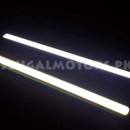 Universal Bumper Day Light Drl | LED SMD DRL  | Daytime Running Lights | Car Styling Led Day Light | DRL Lamp-SehgalMotors.Pk