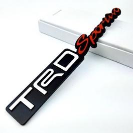 TRD Sportivo Metal Logo   Emblem   Decal   Monogram -SehgalMotors.Pk