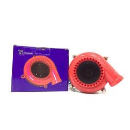 Fake Universal Turbo Durable Horn | Loud Horn | Spiral Exponential Horn | Vehicle Horn | Snail Horn-SehgalMotors.Pk