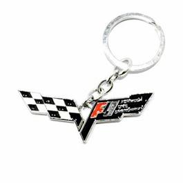 Corvette Key Chain / Key Ring | Key Chain Ring For Keys | New Fashion Creative Novelty Gift Keychains-SehgalMotors.Pk
