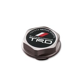 TRD Oil Cap / Oil Filler Cap Silver-SehgalMotors.Pk